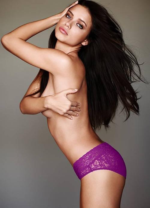 Adriana Lima for Victoria's Secret