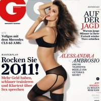 Alessandra Ambrosio for GQ Germany (February 2011)
