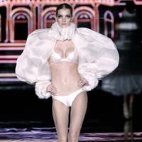 Andres Sarda Autumn/Winter 2012 Lingerie Collection