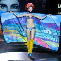 Andres Sarda at Madrid Fashion Week Fall/Winter 2011-2012