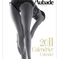 Aubade 2011 Lingerie Calendar