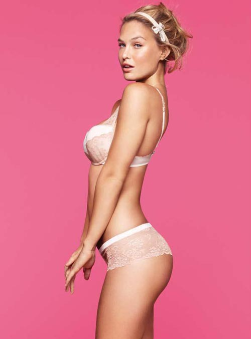 Bar Refaeli for Passionata Spring/Summer 2011 Lingerie Collection