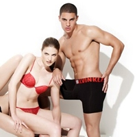 CK Underwear 2010 Holiday Ad Campaign