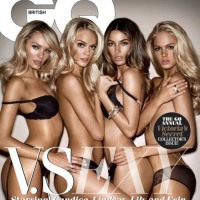 Candice, Erin, Lindsay and Lily: Victoria&#8217;s Secret Annual GQ Photoshoot