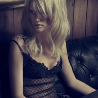 Caroline Winberg for Blanco Lingerie Fall 2010 Ad Campaign