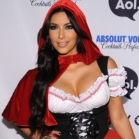 Celebrity sexy Halloween costumes