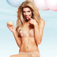 Elle Liberachi For Romantic Gossard S/S 2011 Collection