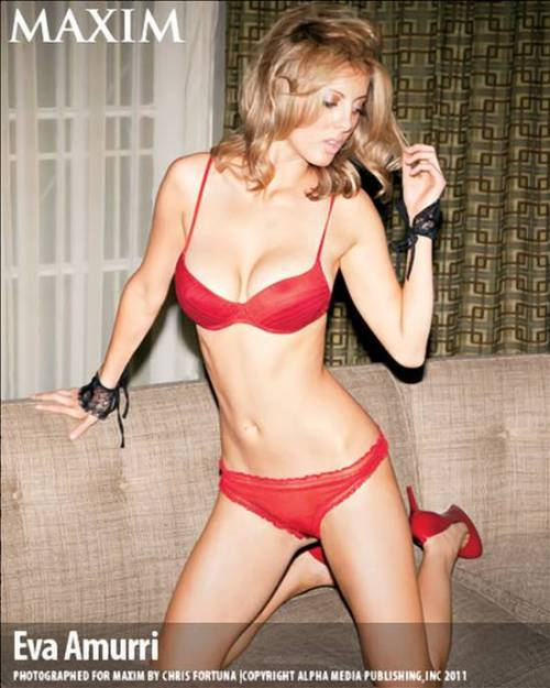 Eva Amurri for Maxim April 2011