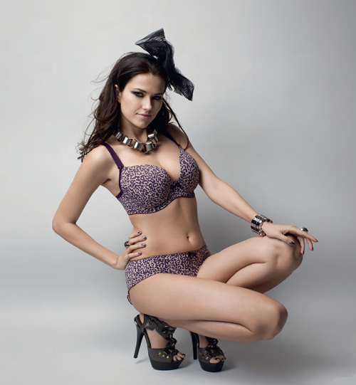Freya Autumn/Winter 2010 Lingerie Collection