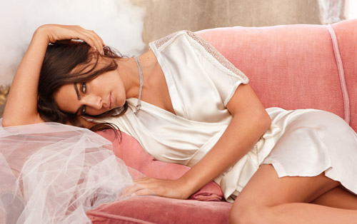 Intimissimi Spring/Summer 2011 Bridal and Jersey Collections