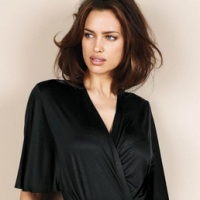 Irina Shayk Poses for Next Lingerie Fall/Winter 2011 Collection