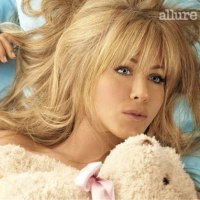 Jennifer Aniston PJ-cute for Allure Feburary 2011