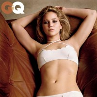 Jennifer Lawrence&#8217;s GQ Lingerie Spread