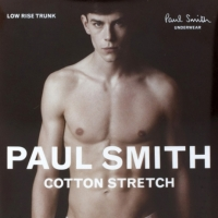 Jeremy Young for Paul Smith Underwear 2011 Ad Campaign