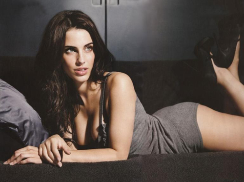 Jessica Lowndes for FHM Magazine (December 2010)