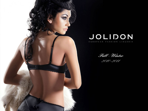 Jolidon Lingerie Fall/Winter 2010 Look Book