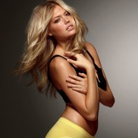 Kate Upton: Victoria&#8217;s Secret Debut