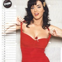 Katy Perry for FHM 2011 Calendar
