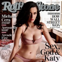 Katy Perry for the Rolling Stone Magazine &#8211; August 2010