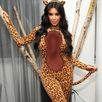 Kim Kardashian in sexy Halloween photoshoot