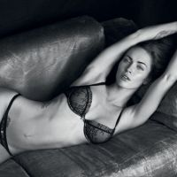 Megan Fox in New Armani Ad Preview