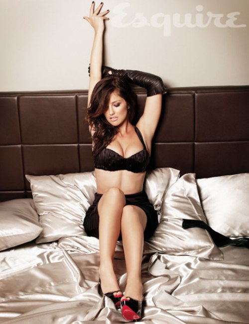 Minka Kelly for Esquire Magazine (November 2010)