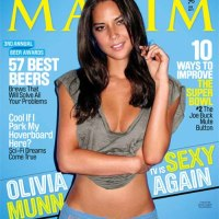 Olivia Munn for Maxim (February 2011)