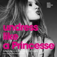 Princesse Tam Tam &#8211; Undress Like You Feel