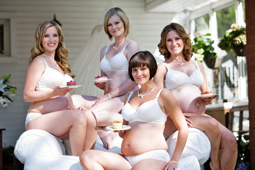 Real Mums, Real Fit Campaign by Cake Lingerie