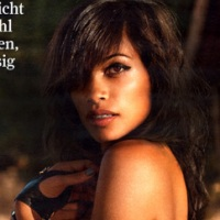 Rosario Dawson strips down for GQ (Germany)
