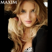 Rosie Huntington-Whiteley Hot for Maxim July 2011