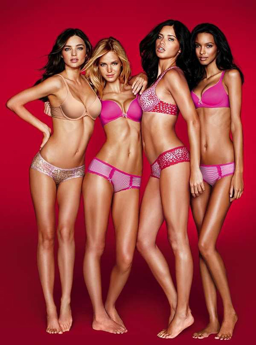 Victoria's Secret Valentine's Day 2012 collection