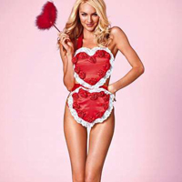 Victoria&#8217;s Secret Valentine&#8217;s Day 2012 collection