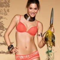 Colorful Lingerie Ad Campaigns: Sloggi Spring/Summer 2011/2012
