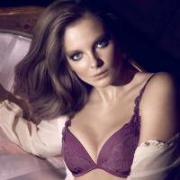 Eniko Mihalik for Chanelle Lingerie Fall/Winter 2011 Ad Campaign