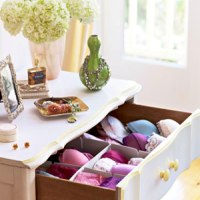 How to Organize Lingerie Drawer