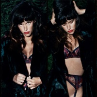 Paz de la Huerta Stars In New Agent Provocateur Ad Campaign