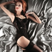Racy As Ever: Bordelle Fall-Winter 2011 Lingerie Collection