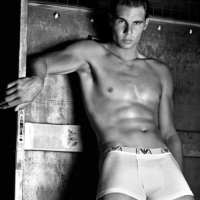 Rafael Nadal For Emporio Armani Fall/Winter 2011 Underwear Campaign