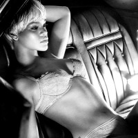 Rihanna Strips Down for Emporio Armani Campaign