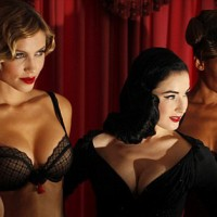 Dita Von Teese line for Wonderbra