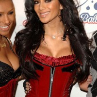 Celebrities love corsets