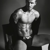 David Beckham launches underwear line
