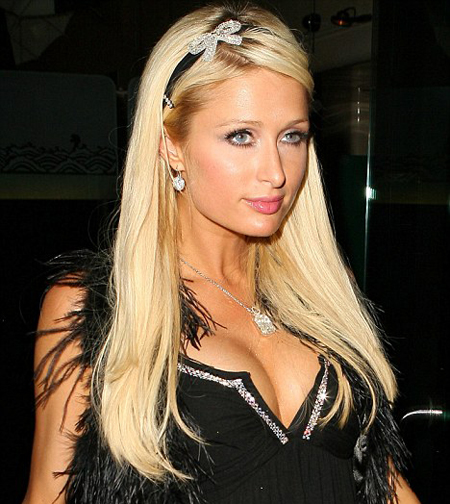 Paris Hilton Push up Bra