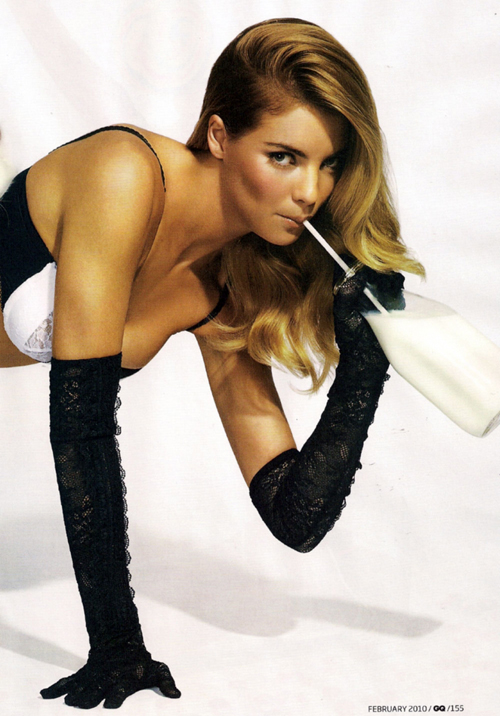 Victorias Secret GQ UK February 2010 9