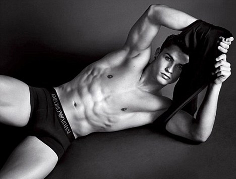 christiano ronaldo emporio armani men's underwear campaign 4