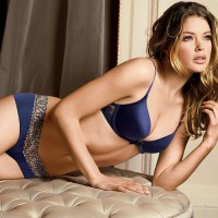 Doutzen Kroez models Victorias Secret new lingerie