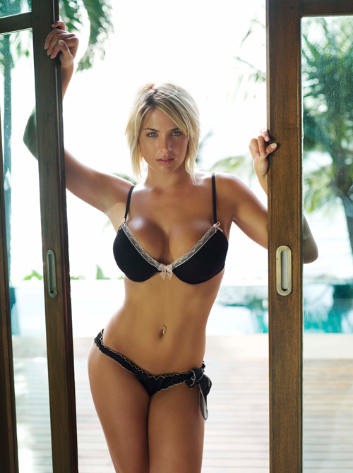 gemma atkinson lingerie photo shoot 10