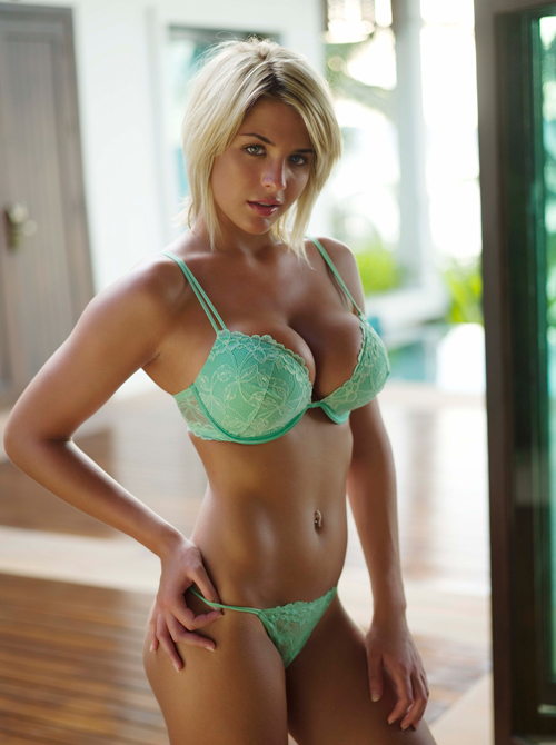 gemma atkinson lingerie photo shoot 5