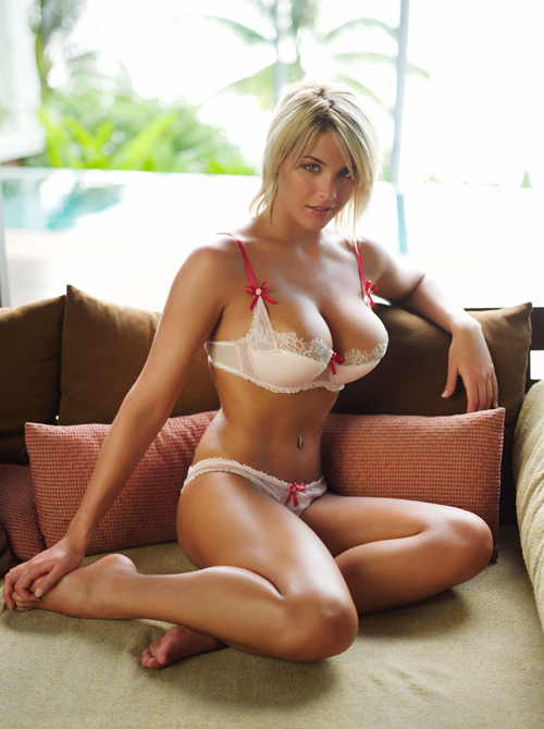 gemma atkinson lingerie photo shoot 8